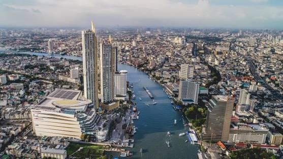 曼谷文华东方酒店管理式住宅开幕