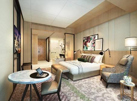 杭州新天地丽笙酒店将于2019年第三季开业