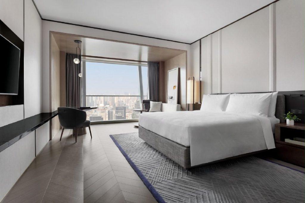 中国首家JW万豪侯爵酒店亮相上海