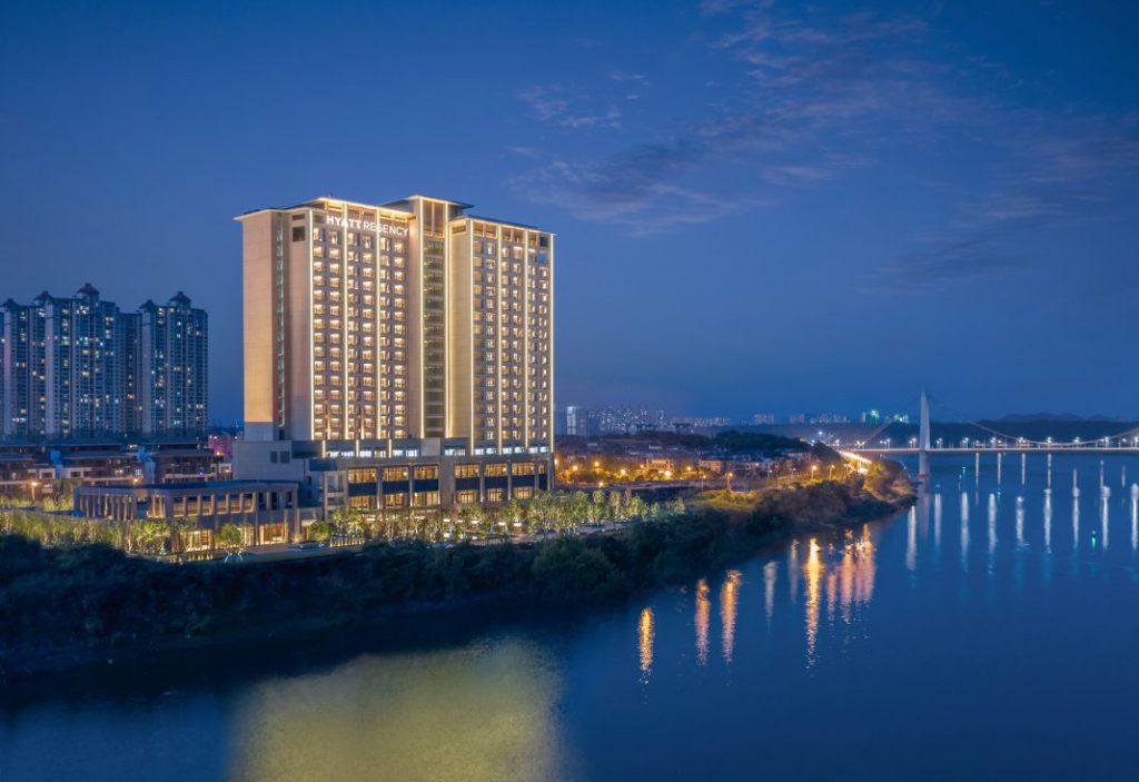 湖南株洲凯悦酒店启幕 打造株洲生活方式新地标