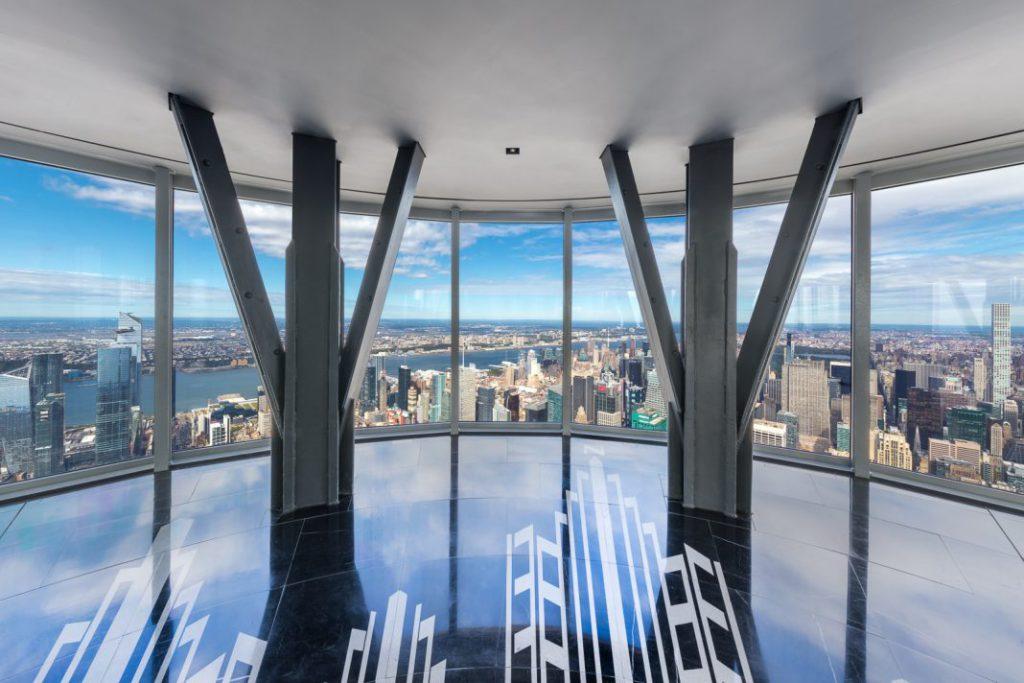 纽约帝国大厦呈献全新360度城市景致高清观赏体验