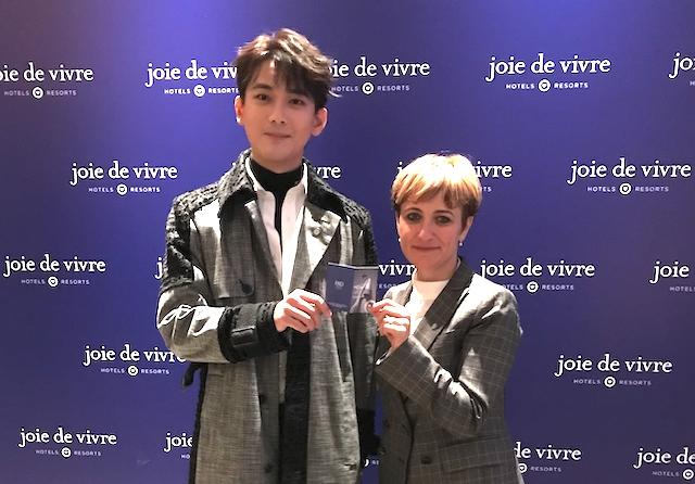 美国外首家Joie de Vivre酒店北京开幕 创新科技吸引年轻族群
