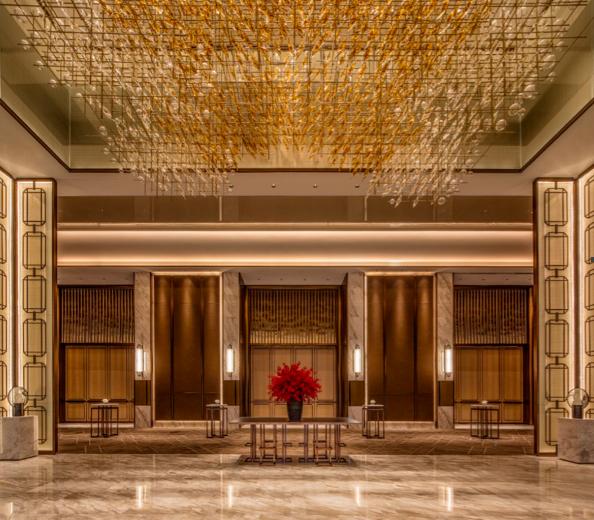 北京瑞吉酒店隆重推出阿斯特宴会厅