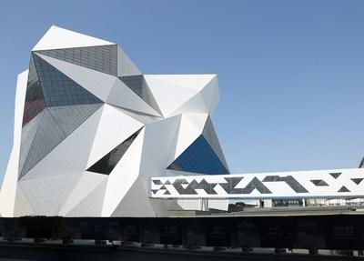 CLYMB Abu Dhabi即将开业 拥有全球最大室内攀岩、模拟跳伞舱