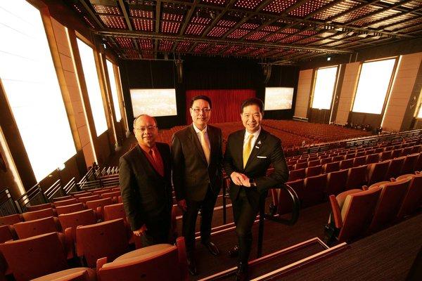 曼谷地标项目ICONSIAM开放新国家会议中心