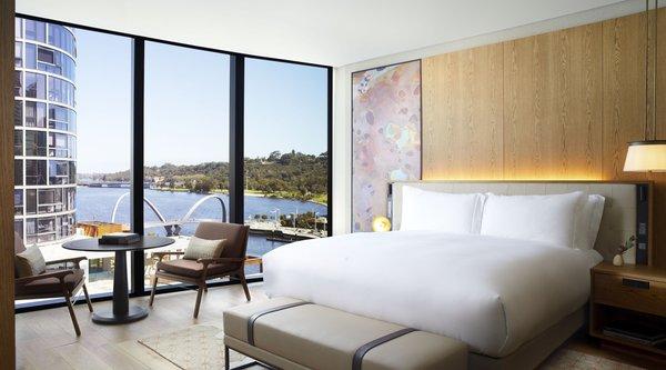丽思卡尔顿全球第100家酒店亮相西澳洲首府珀斯