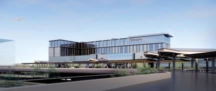 上海虹桥机场香格里拉酒店项目合作协议正式签署