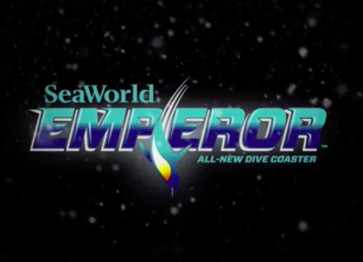 """圣地亚哥海洋世界命名2020年全新俯冲过山车为""""帝企鹅"""""""