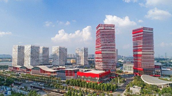 万豪酒店首度进驻武汉 武汉卓尔万豪酒店开业