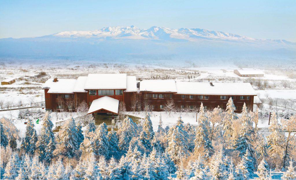 雅高旗下美憬阁酒店和瑞士酒店在长白山鲁能胜地揭幕