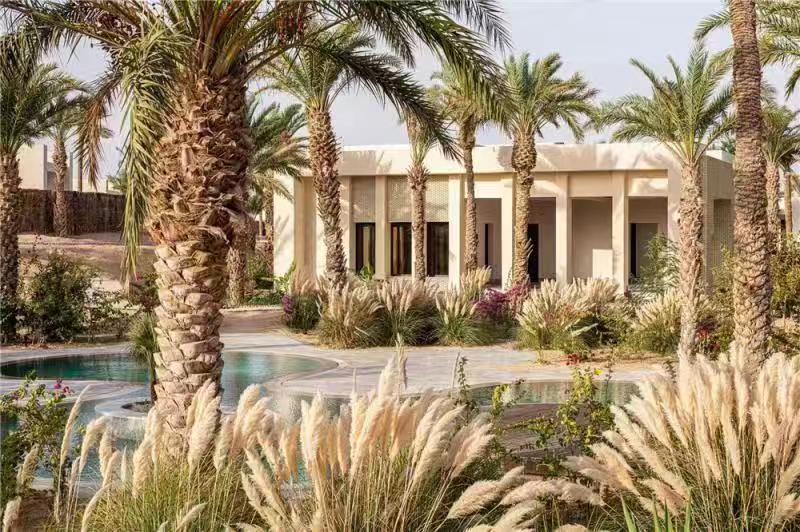 突尼斯托泽尔安纳塔拉度假酒店揭幕 营造沙漠奇迹豪华秘径