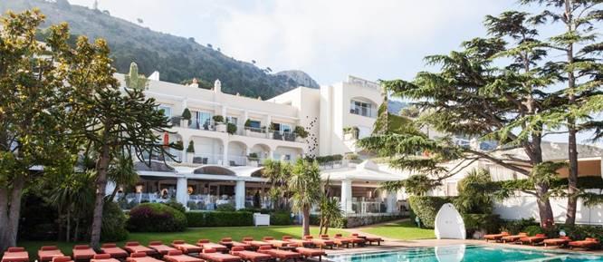 卓美亚集团与Capri Palace达成合作 进一步扩张全球业务版图