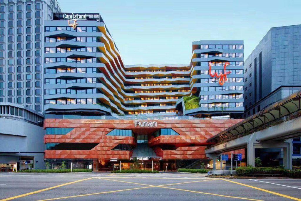 雅诗阁大中华区首家lyf预计2020年于上海张江开业