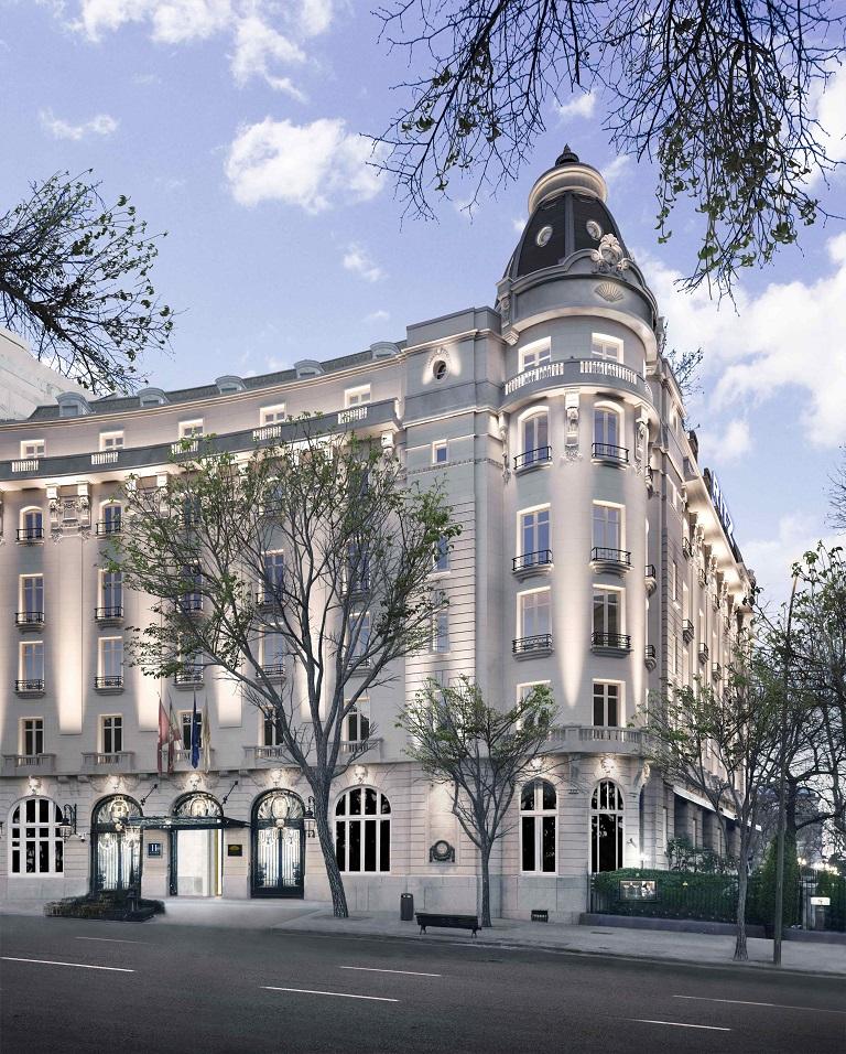 马德里丽兹酒店大规模翻修 今夏更名文华东方酒店重新亮相