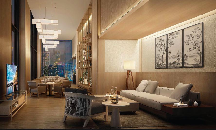 泰国曼谷奥克伍德优阁酒店公寓正式开业