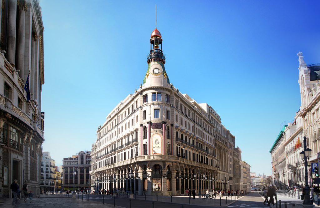 西班牙将在2020春季前迎来首家四季酒店
