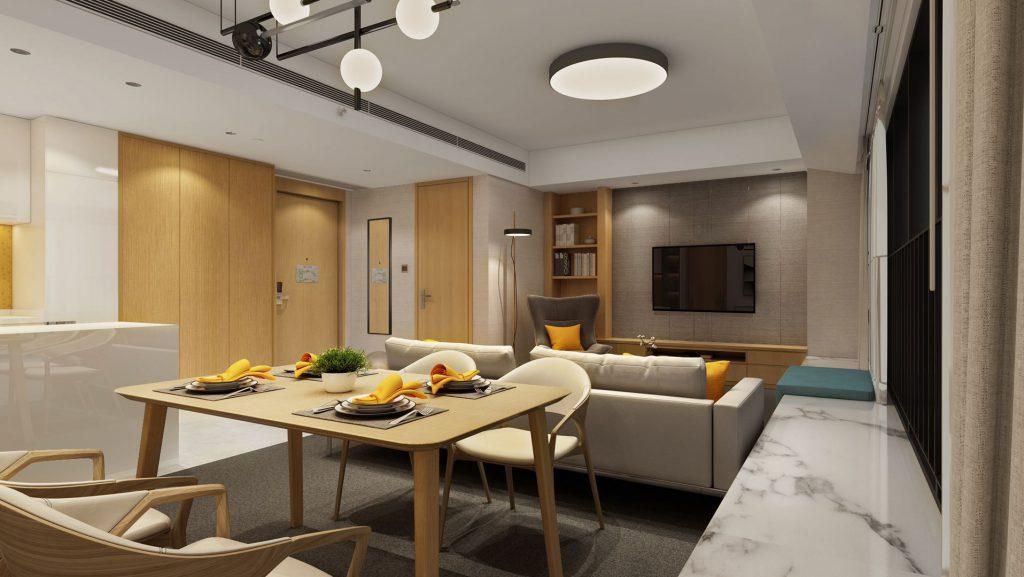 岭居创享公寓落户广州 项目计划今年6月开业