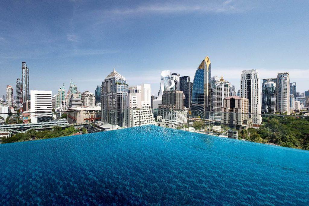 曼谷新浩中央酒店开业