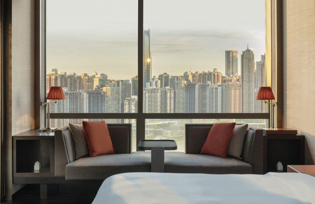 重庆丽晶酒店客房设施再升级