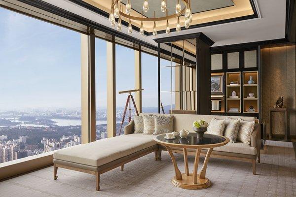 南京丽思卡尔顿酒店正式启幕