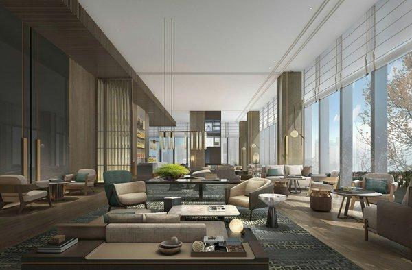 武汉光谷万豪酒店揭幕 下半年万豪在中国再开五家酒店
