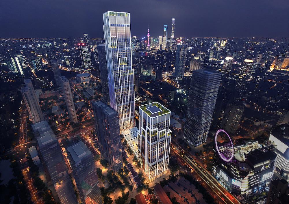 上海瑰丽酒店将于2022年破土动工