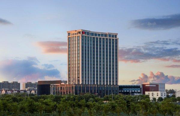 万豪上海第七家酒店落户新场古镇