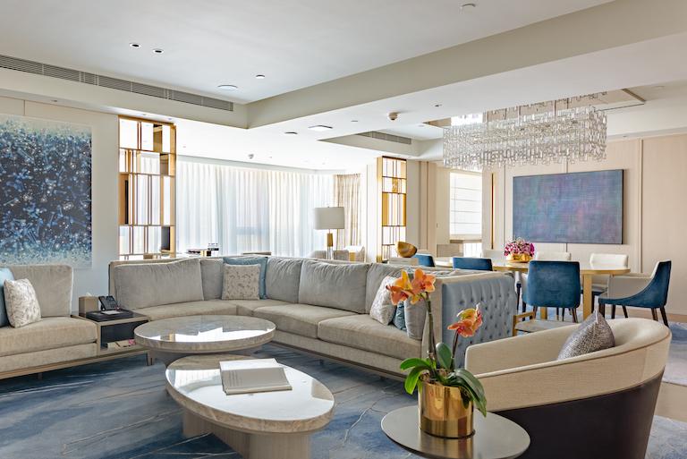 四季酒店集团旗下首家全套房酒店澳门开幕