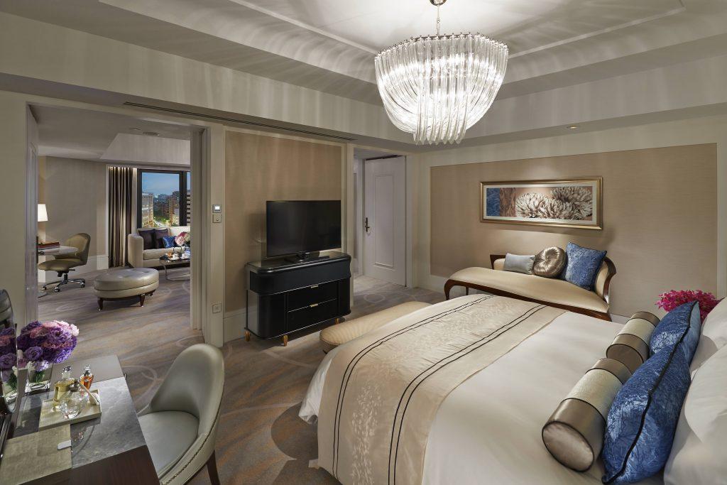 台北文华东方酒店将于12月1日重启客房营运