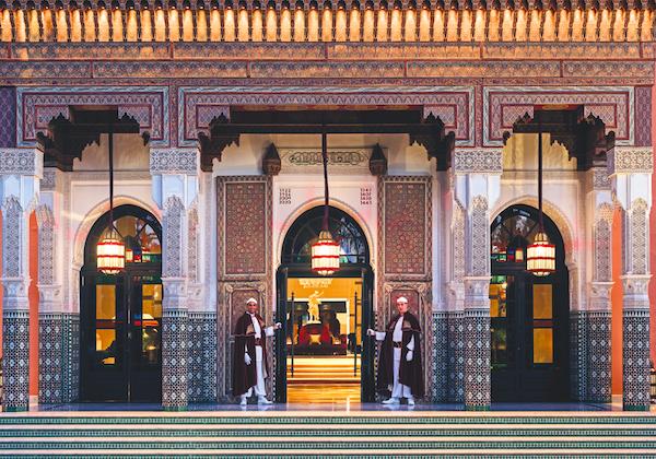 摩洛哥拉玛穆尼亚酒店焕新改造 升级奢华体验