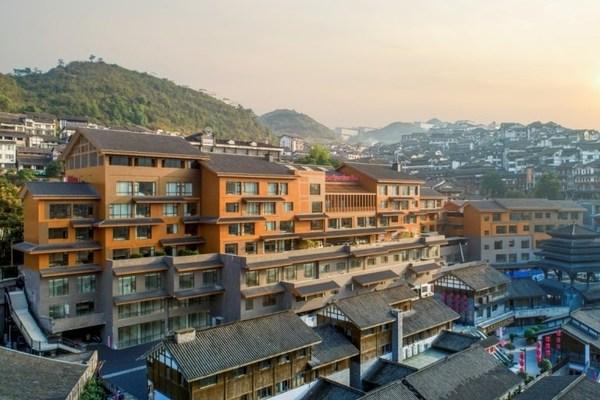 希尔顿花园酒店在贵州茅台镇盛大启幕