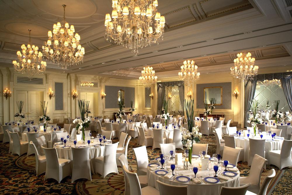 北京丽思卡尔顿酒店打造岁末年会盛典