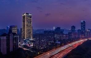 重庆两江新区高科希尔顿酒店启幕