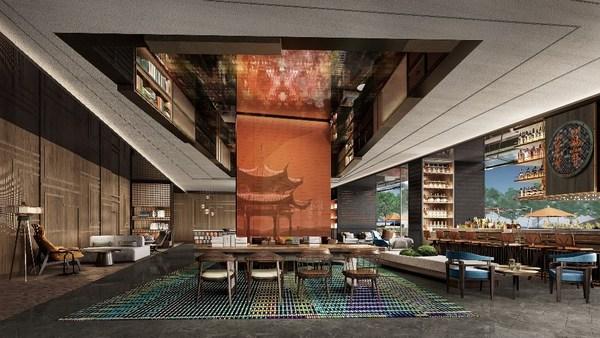 希尔顿嘉悦里酒店于西子湖畔开业