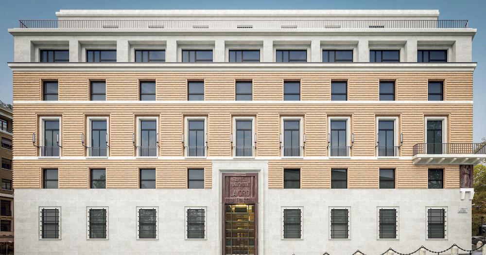 罗马瑰丽酒店将于2023年揭幕