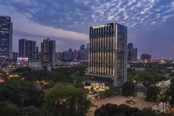 首家希尔顿逸林酒店及公寓于深圳启幕