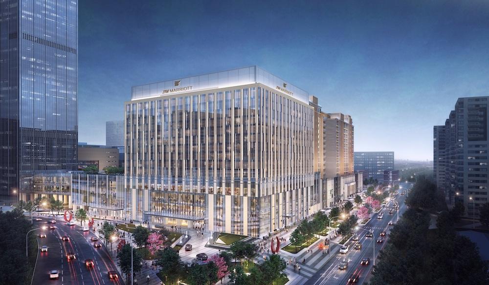 万豪签约城建东华联手打造JW万豪北京东直门酒店