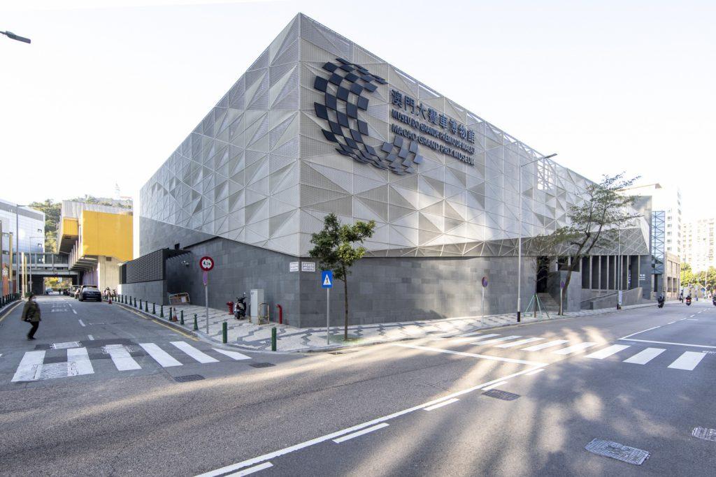 澳门大赛车博物馆6月1日正式开幕