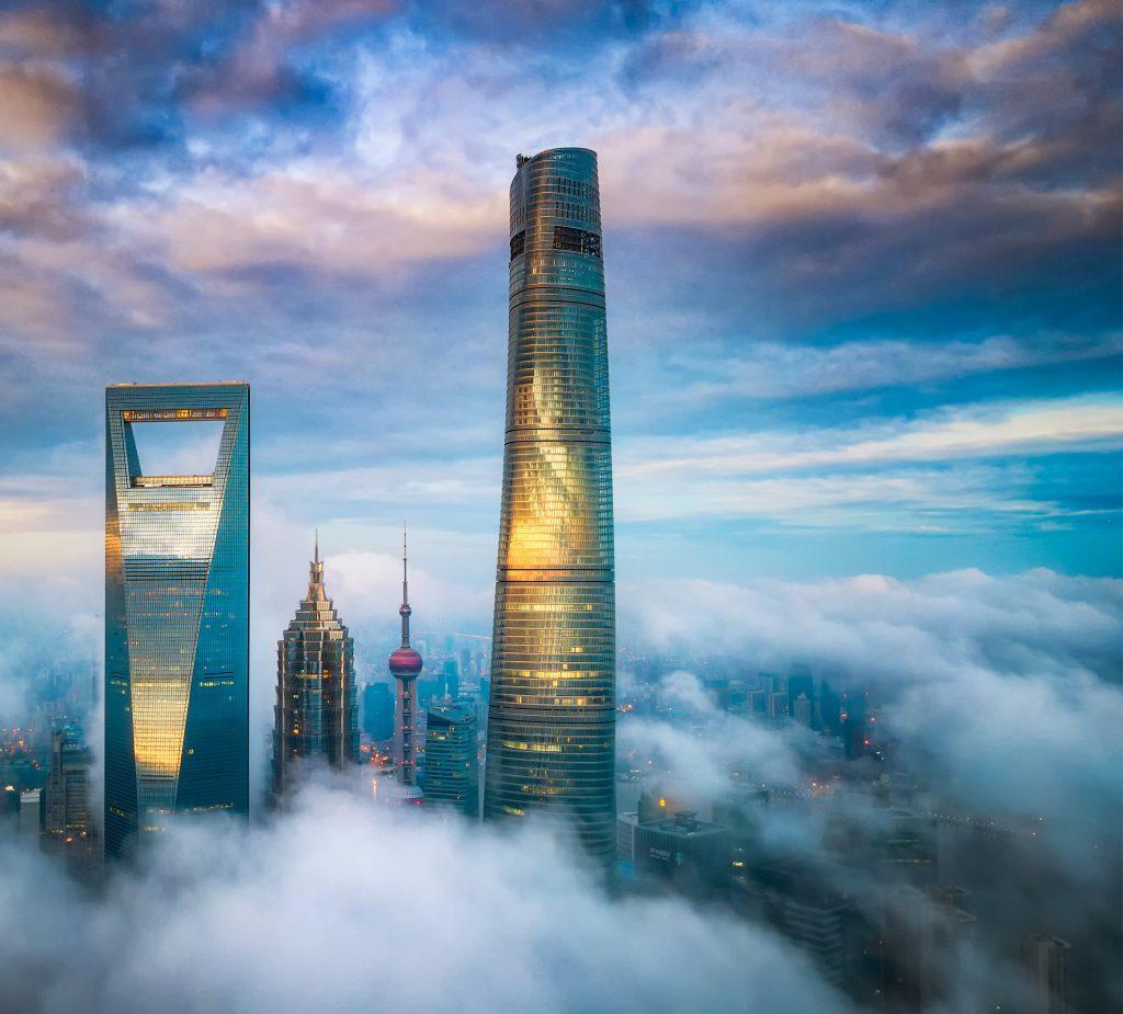 锦江推出最高端品牌J酒店 首家亮相上海中心