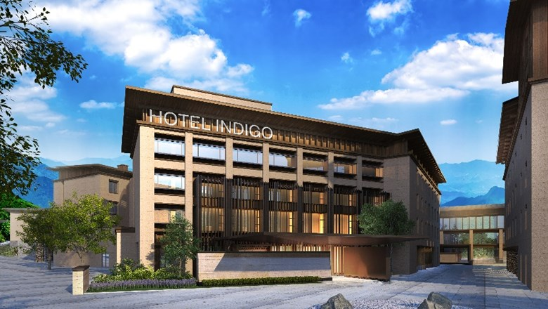 九寨英迪格酒店将于9月下旬开业