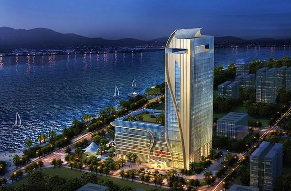 万豪推进东南区品牌布局 温州万豪酒店开业