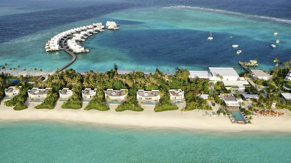 马尔代夫卓美亚度假村10月1日开业