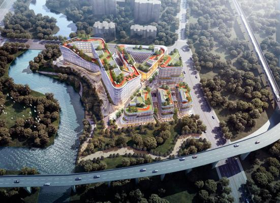 洲际旗下逸衡及voco双品牌酒店将进驻上海虹桥商务区